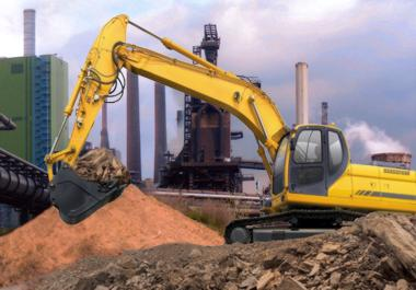 We repair hydraulic motors in e.g. construction machines.