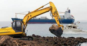 Maintenance of hydraulic pumps for diggers, ships, and industry
